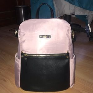 Tutilo Mauve Backpack